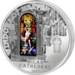 10$ 2013 Cook Islands - Windows of Heaven - Mailänder Dom