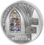 10 $ 2011 Cook Islands - Windows of Heaven - Kathedrale von Sevilla