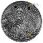 10$ 2012 Fidschi - Altwelt Otter - Raubtiere