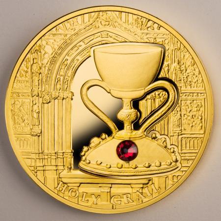holy grail coin